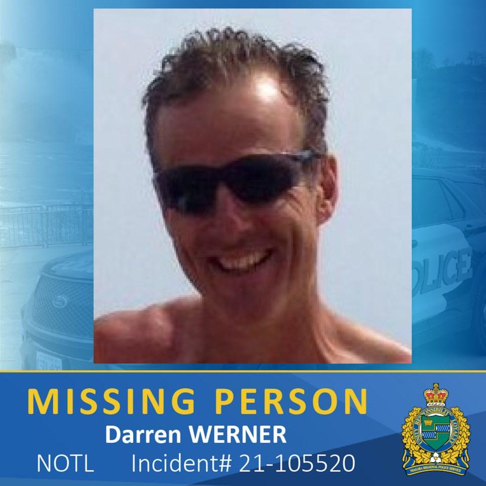 2021-09-23 - NRPS missing Darren Werner