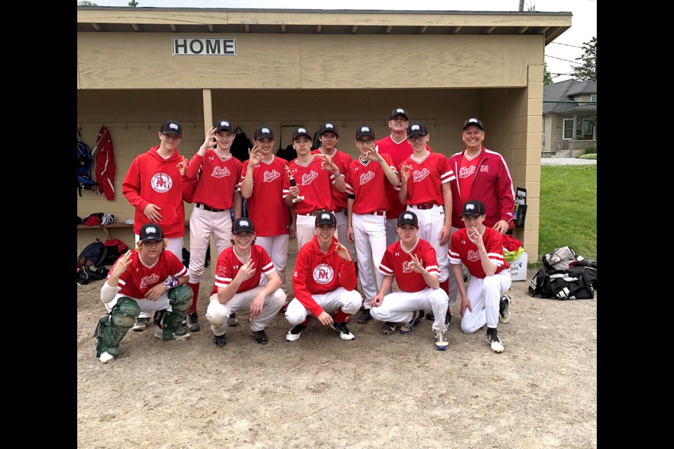 Championship DM Team members: