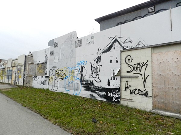 The future of vandalized murals is discussed at council.