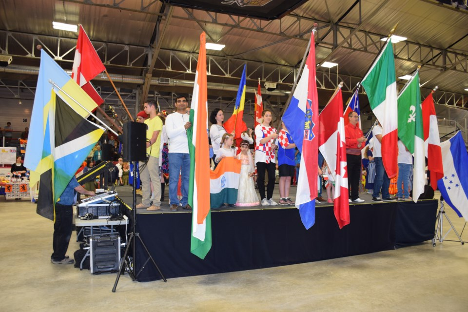 2018-05-27 Multicultural Festival. Supplied