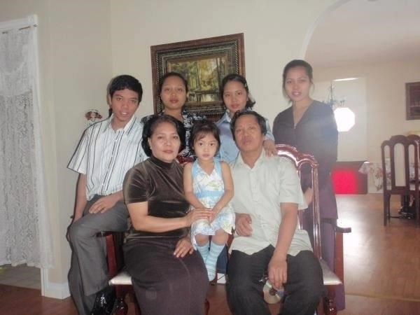 Ellen Galupo's family moved to Moosonee from The Philippines in 2007. Supplied photo