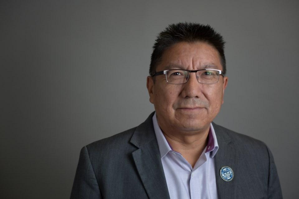 2021-05-25 Grand Chief Alvin Fiddler