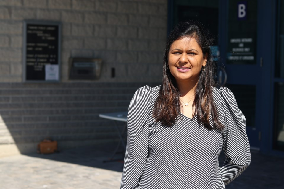 Minalini Mittal has voted in the 2019 federal election and will be voting in September, too.