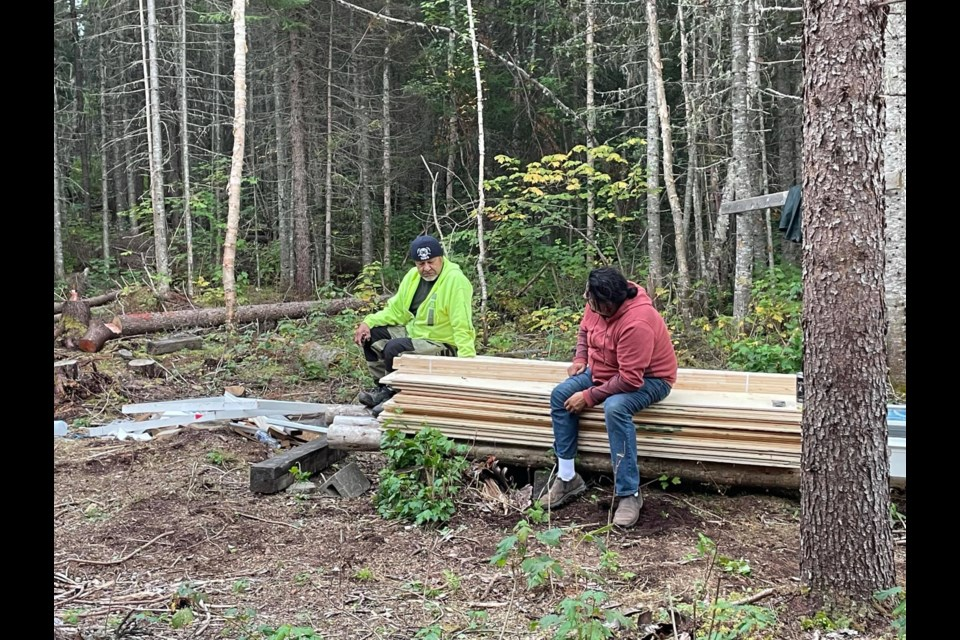 An Indigenous non-profit Wahstaywin, an urban Indigenous hub Keepers of the Circle and Northern College have partnered for a skilled trades training project northeast of Cochrane.