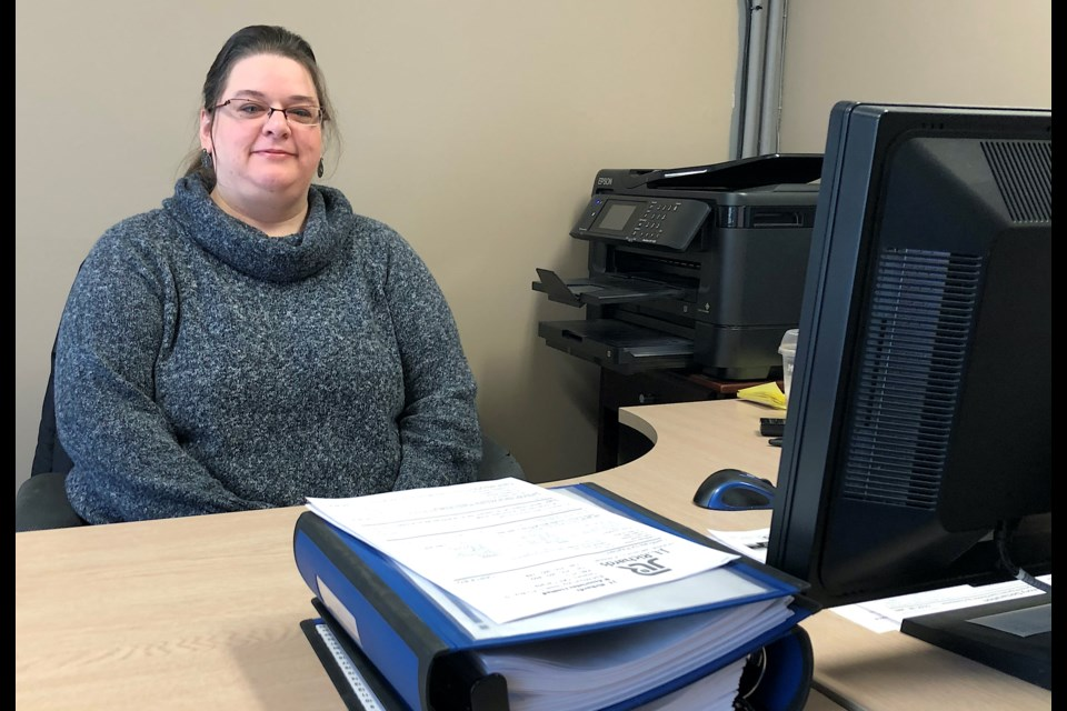 Jennifer Rowe owns and operates Aux Business Support in addition to working full-time. She helps new and existing businesses with bookkeeping and administration in a variety of areas. Wayne Snider for TimminsToday