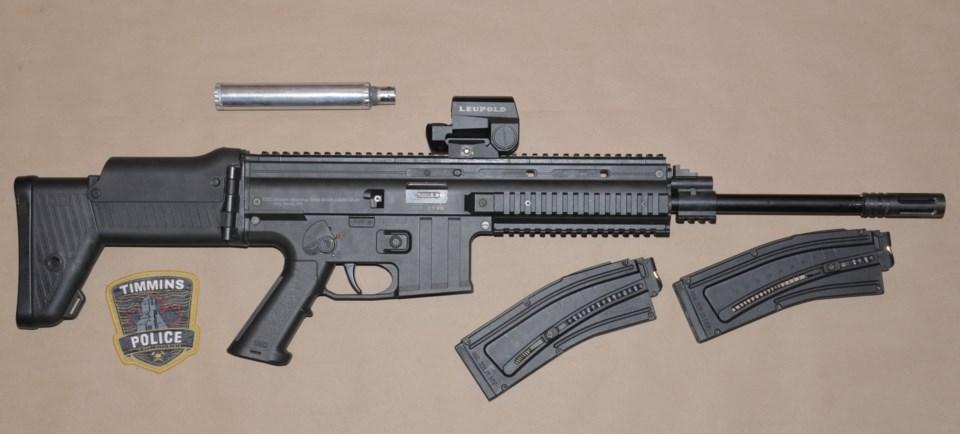 22 cal rifle July 2020