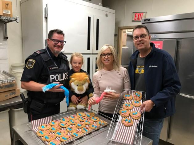 2019-09-16 Smile Cookies SUP