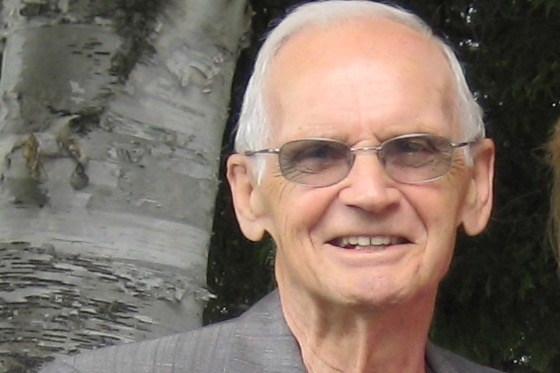 Fern Tremblay was the last Reeve of Mountjoy Township. Over the years he has remained an active member of the community of the years, and now the King Street Park is being renamed in his honour. Supplied photo