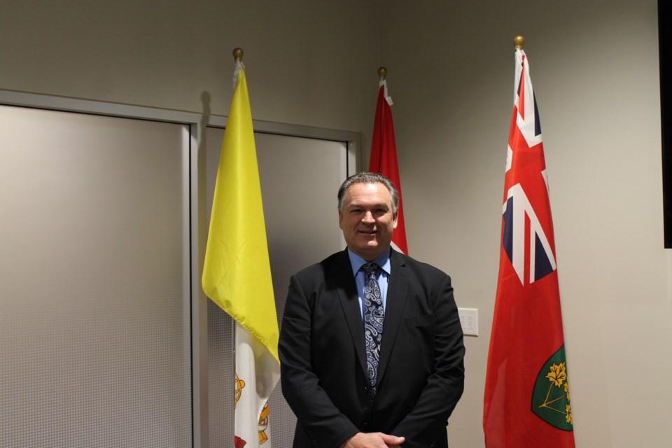 Northeastern Catholic District School Board's new chair Glenn Sheculski. Supplied photo