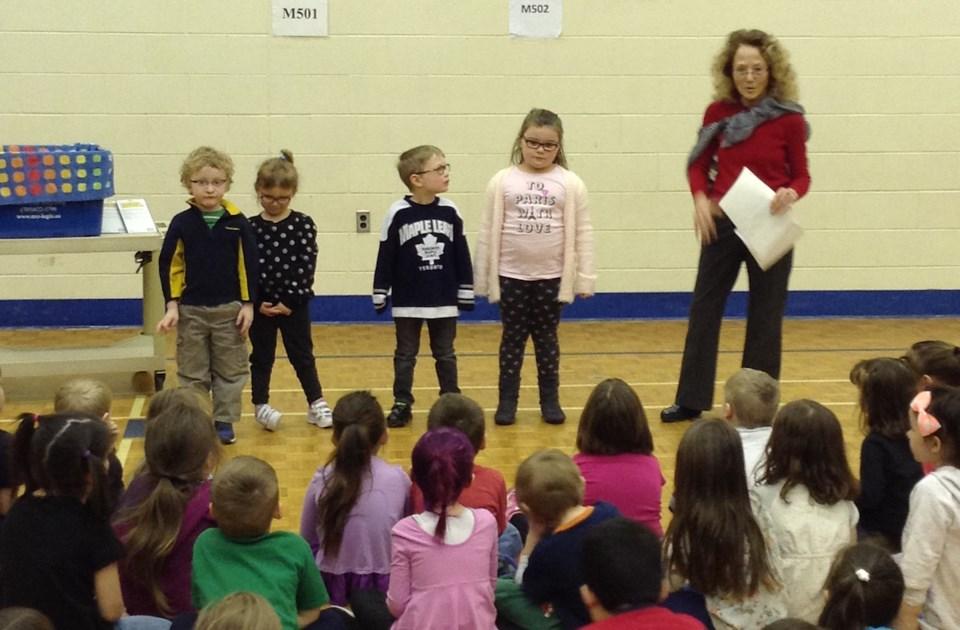 Kirkland Lake - School Vision Screening