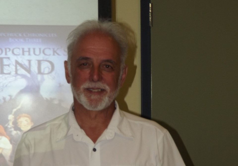 2018-07-23 author Paul Toffanello