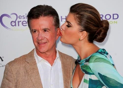 Alan Thicke for obit story