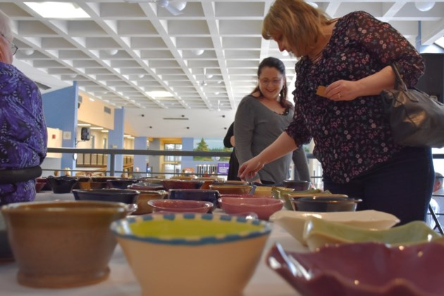 2018-03-03 Empty Bowls2 2018 MH