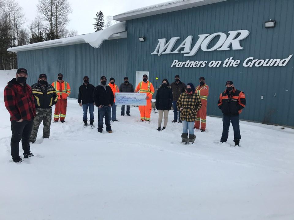2021-02-24 Major Drilling_Timmins SUP