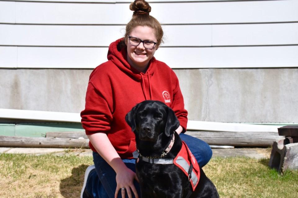 2019-05-21 Service Dog MH