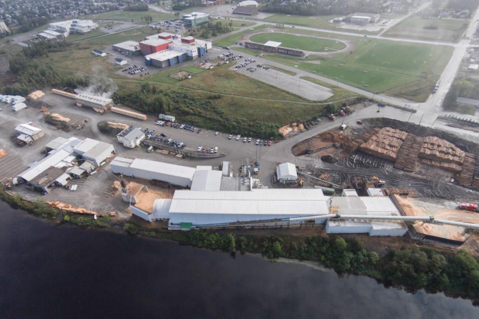 2017-12-19 Timmins Sawmill SUPPLIED