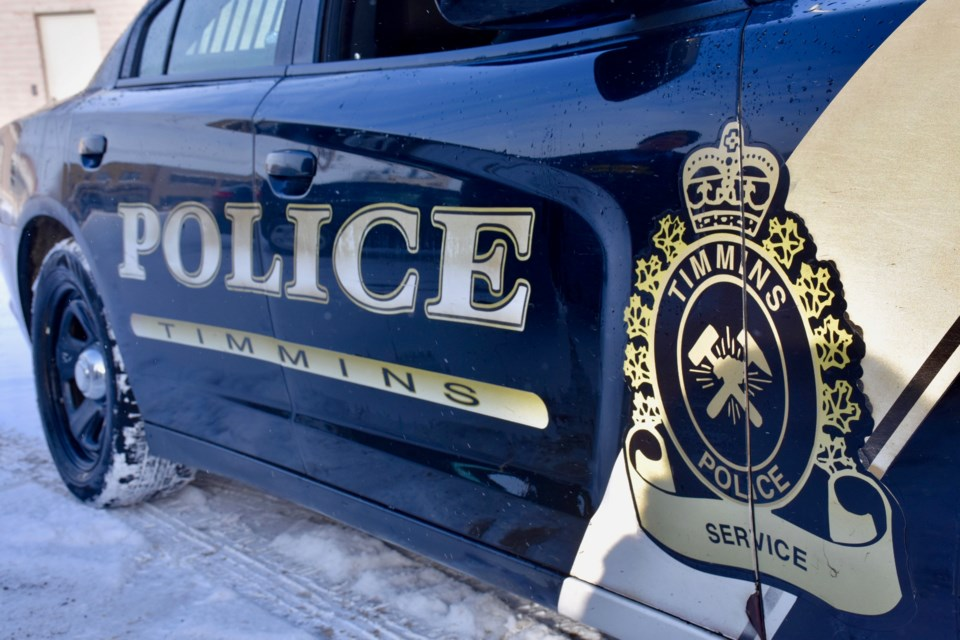 2017-12- 08 Timmins Police Cruiser MH