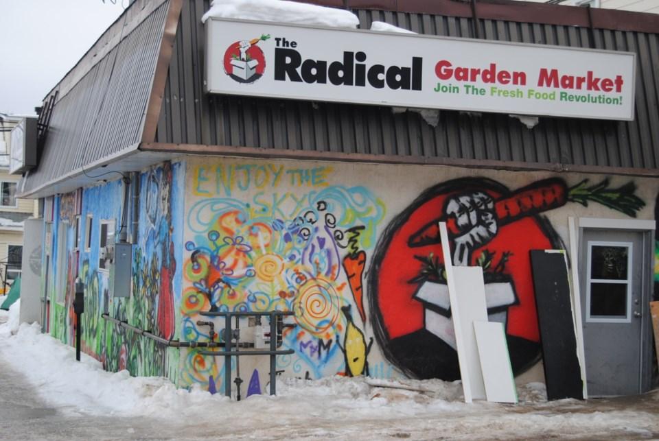 Radical Gardens