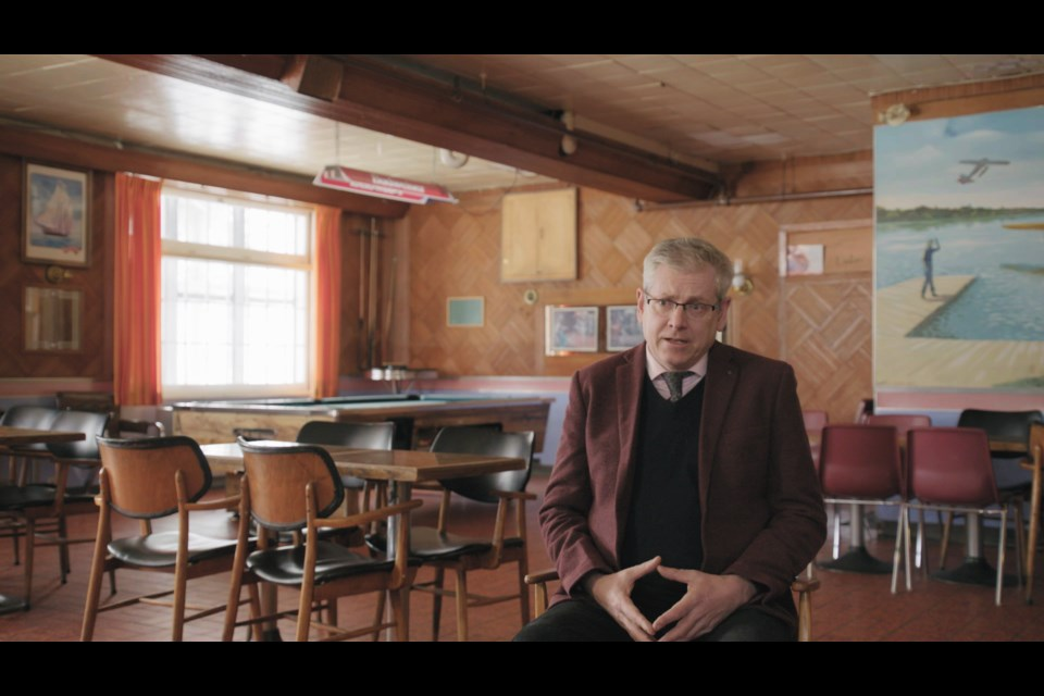 Timmins-James Bay MP Charlie Angus is featured in the new TVO documentary Northern Gold. (Supplied image)