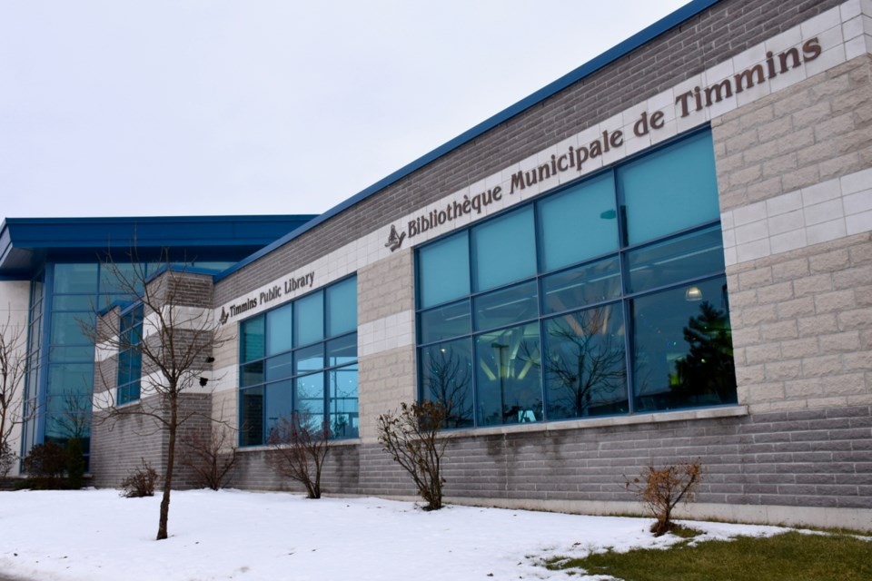 2017 Timmins Public Library MH
