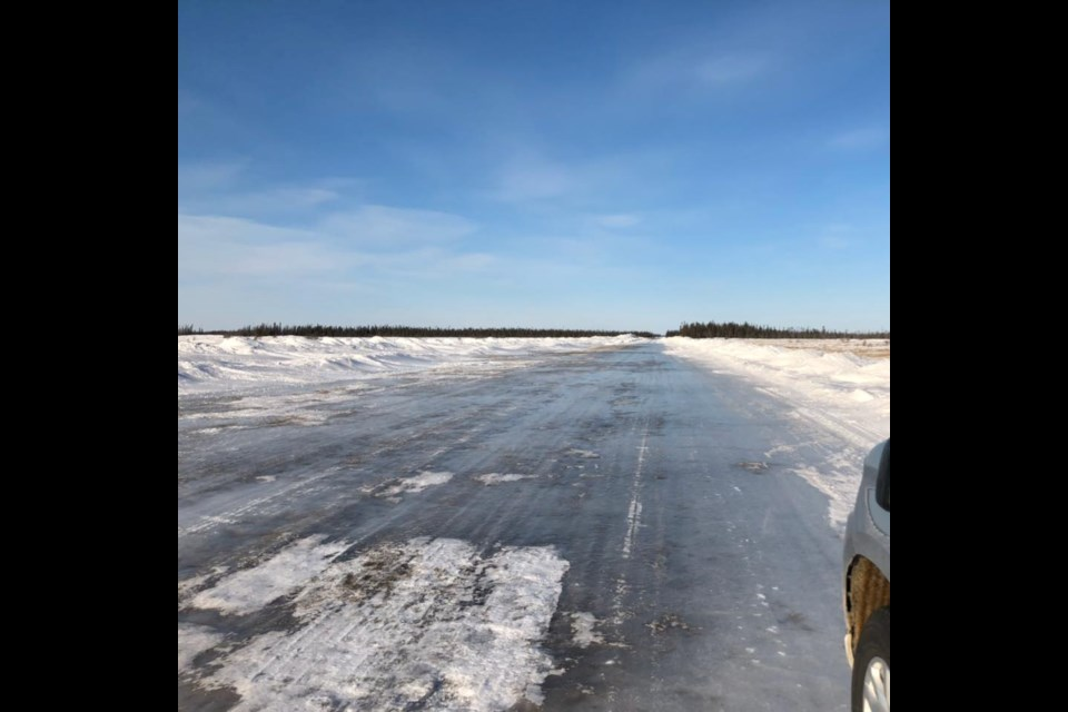 The proposed all-season road project, connecting James Bay coastal communities to the Highway 11 corridor, is currently in a feasibility study stage. (Supplied photo)