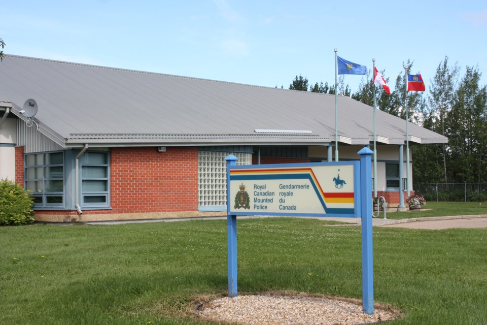 ATH RCMP detachment