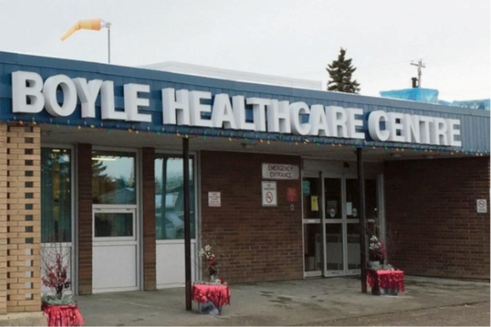 Boyle Healtcare Centre EXT_FILE_WEB