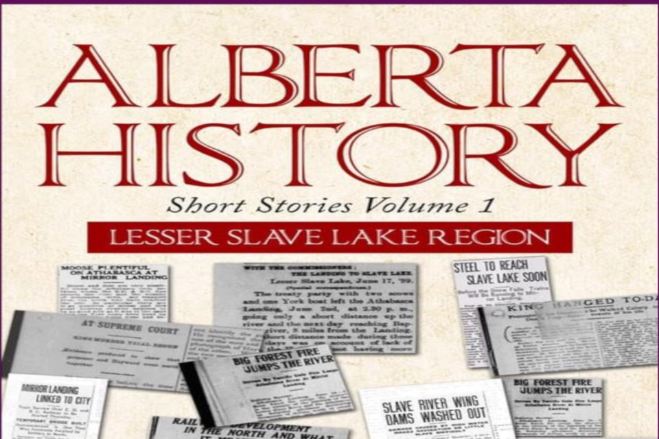 Sheila Willis, owner and creator behind Impact Tourism and the History Check app uses her knowledge to write about the history of Slave Lake in Volume 1 one of what will become a multi-book series of historical life in northern Alberta. Her book is sitting at No.1 on the Amazon history book list only a few days after it was released.