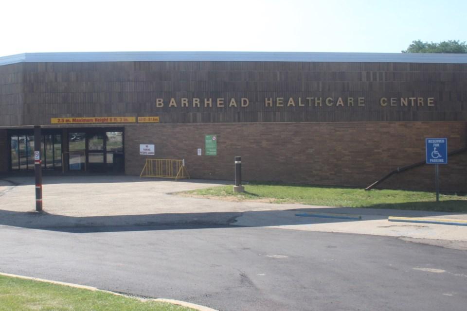 Barrhead Healthcare Centre (VM)