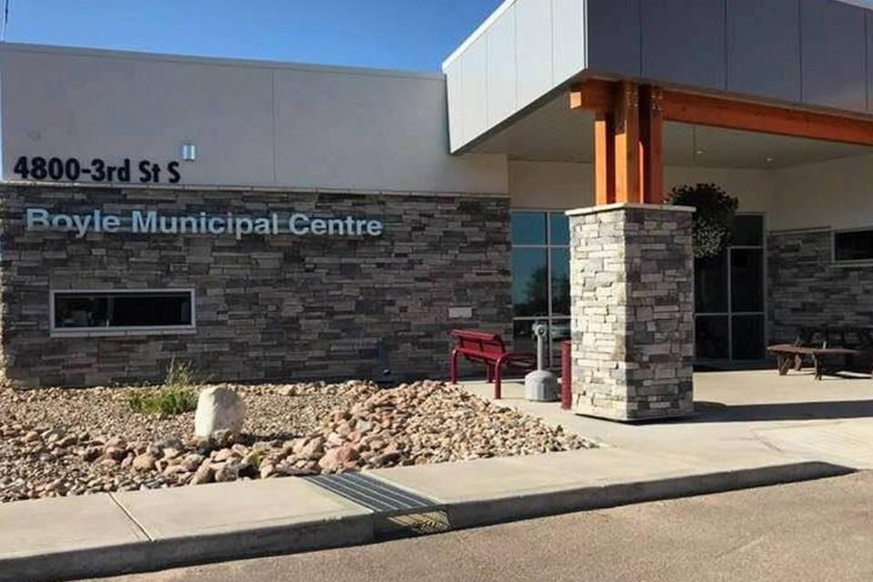 Boyle town office web
