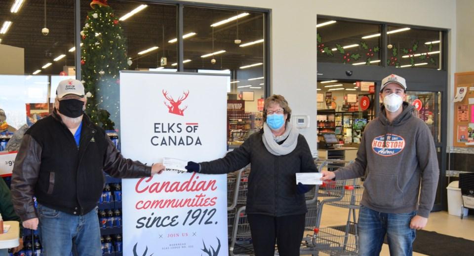 Elks donation Feels Like Home-Nov 20 cropped