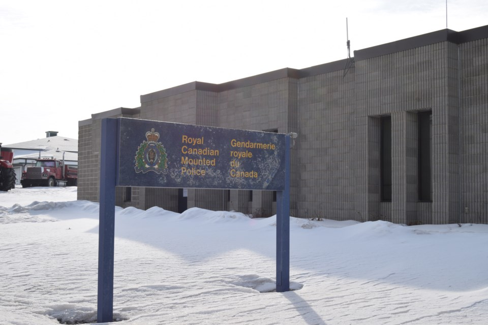 RCMP detatchment Barrhead March 18 cropped
