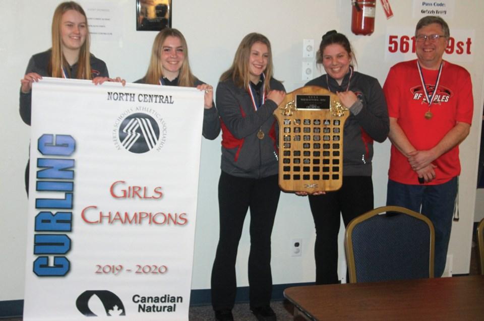 RF curling champs
