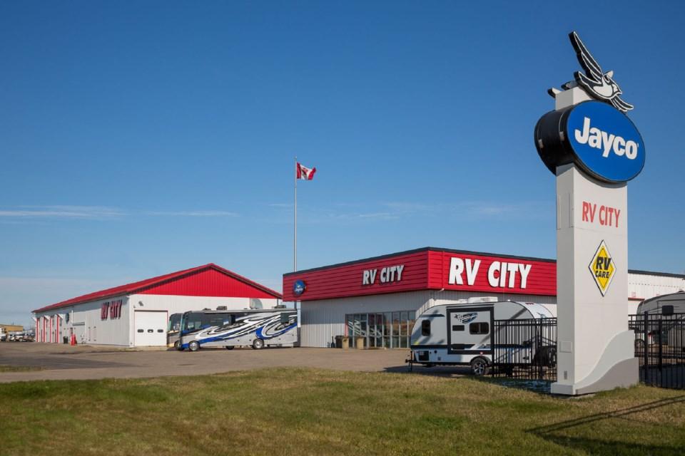 RVCity Morinville