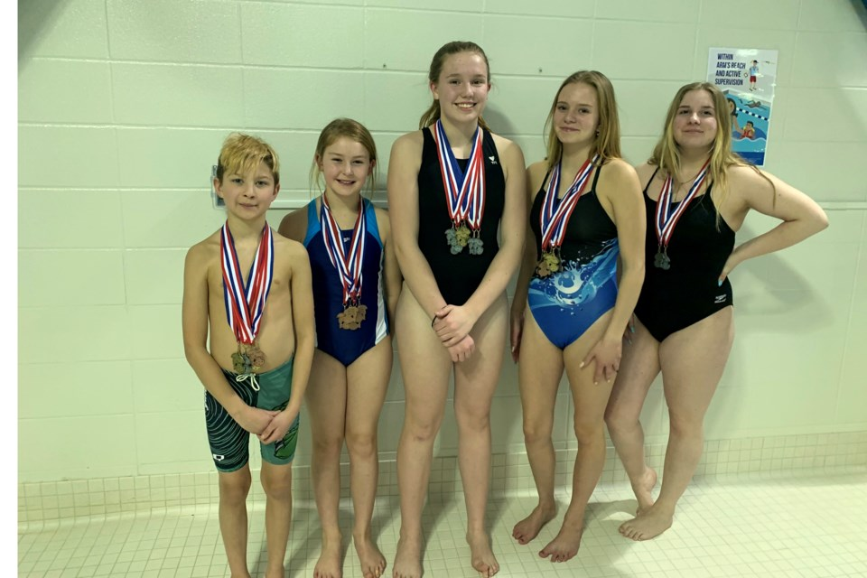 Swim club medals-cropped