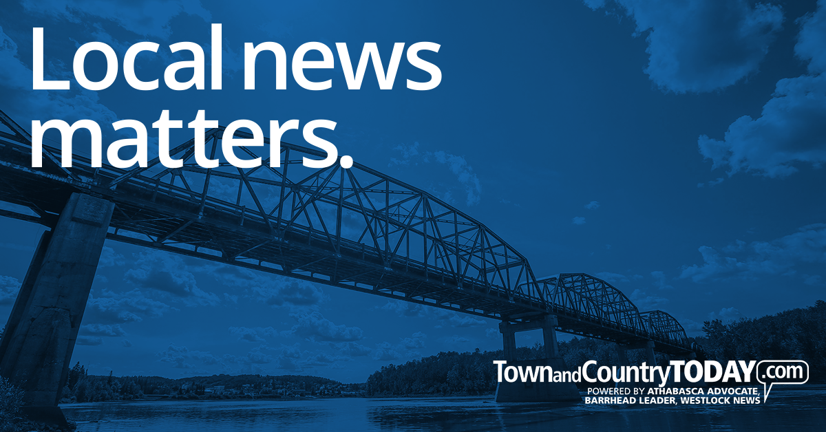 Local News - Athabasca, Barrhead and Westlock
