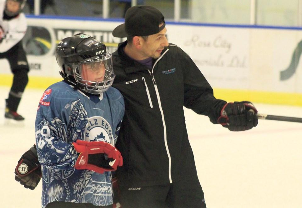 WES - 2021 Bellz Edge Hockey Camp