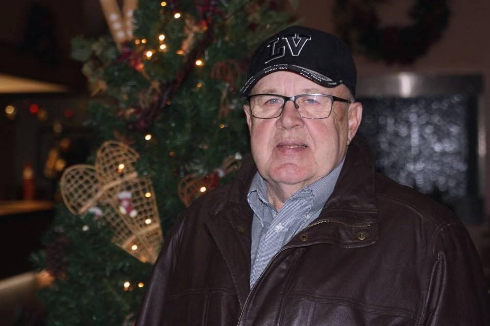 westlock county deputy reeve Brian Coleman