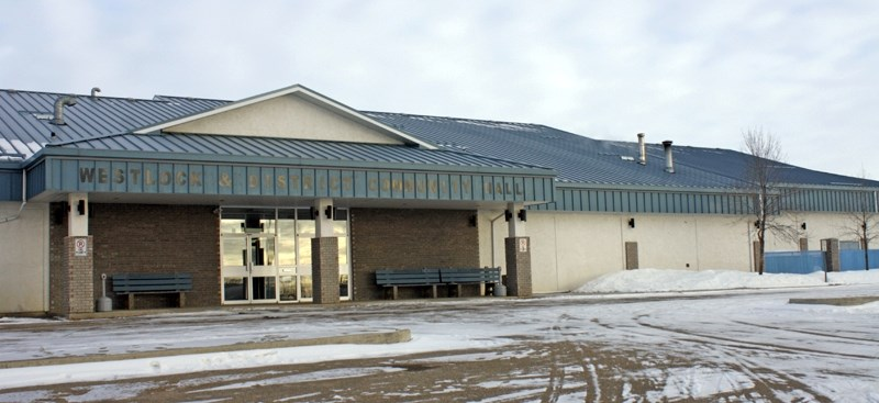 The Westlock and District Community Hall remains in financial trouble nearly 20 years after it opened.