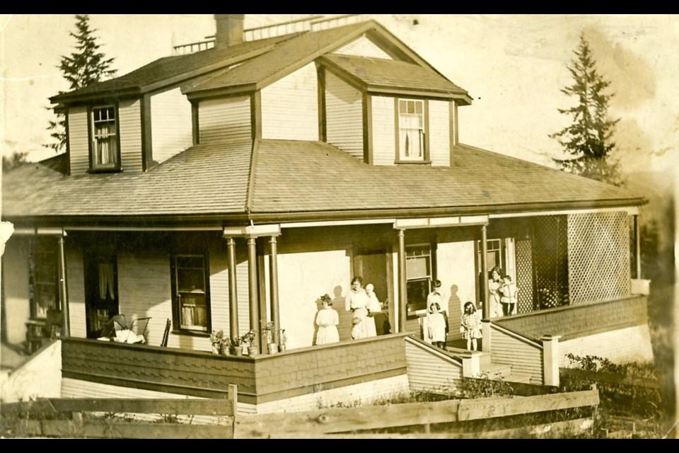 307 Begin St., Coquitlam, circa 1911
