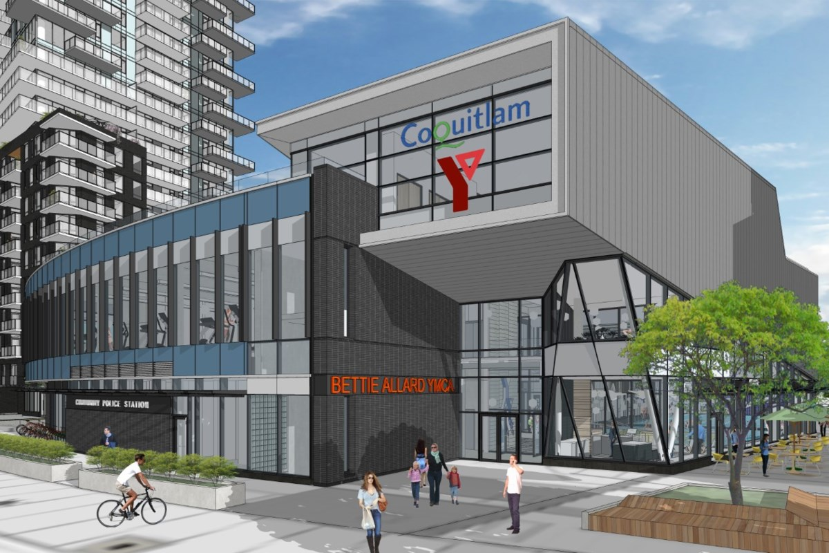 Lawyer, philanthropist gets naming rights to Coquitlam YMCA after $3M gift