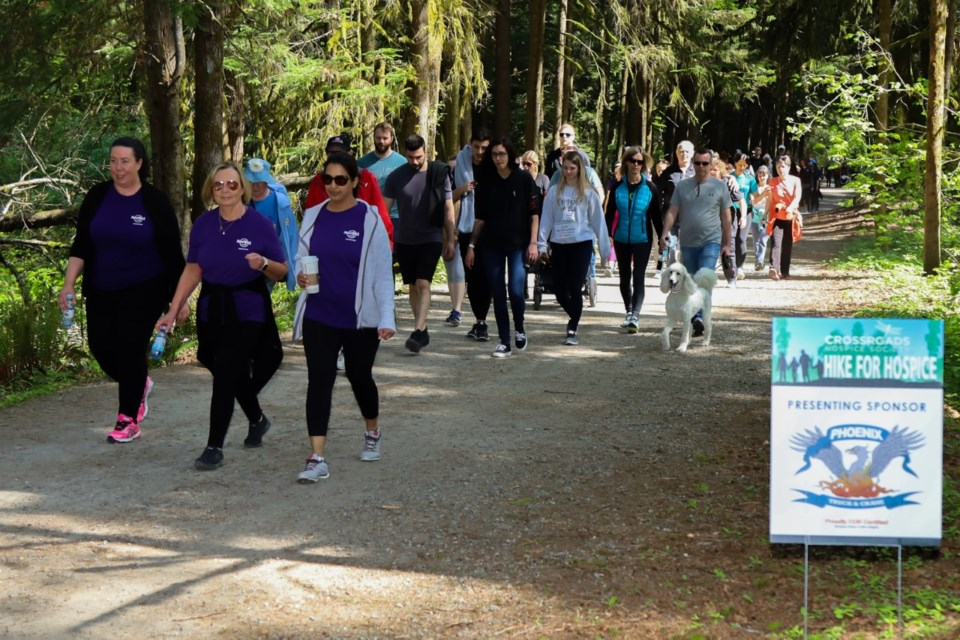 Crossroads Hospice Hike May 5 2019 - Mary and Bryan Ness photo (43)