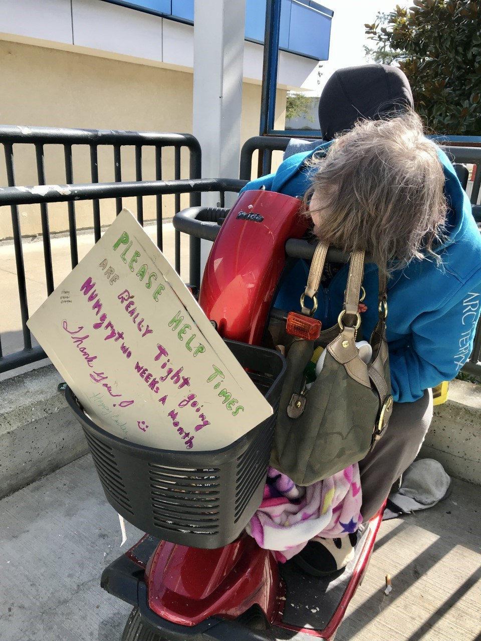 homeless in Coquitlam