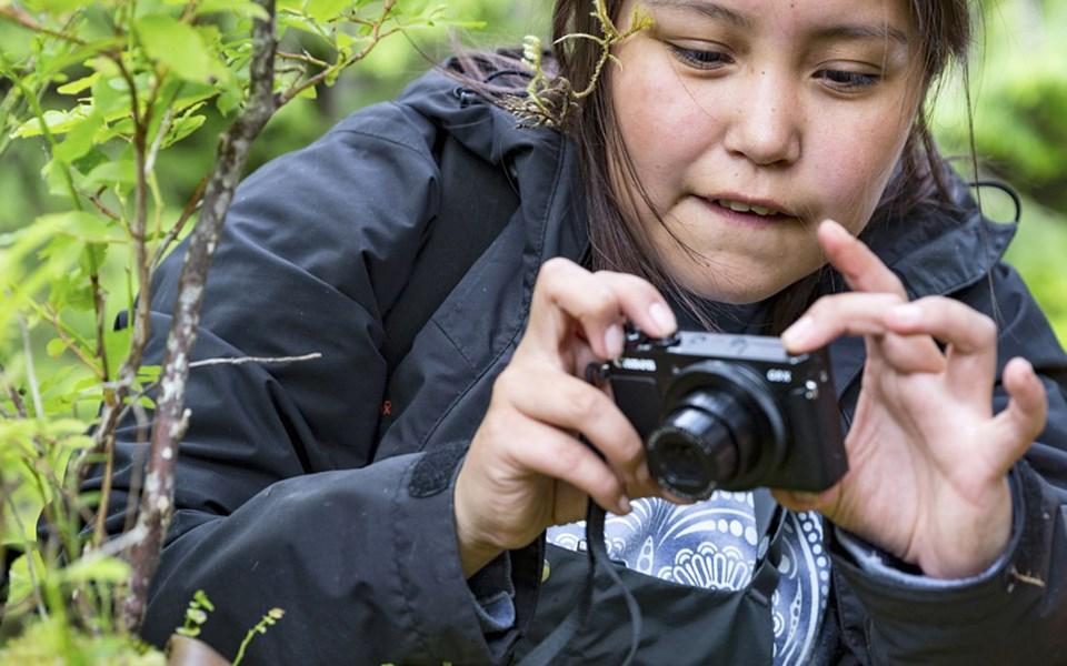 Indigenous Woman Photo