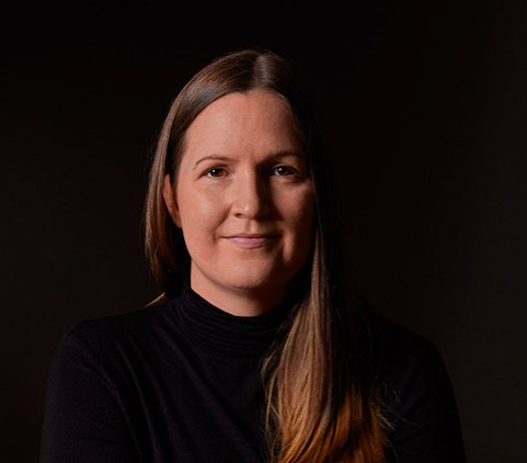 Port Coquitlam painter Melissa Burgher.