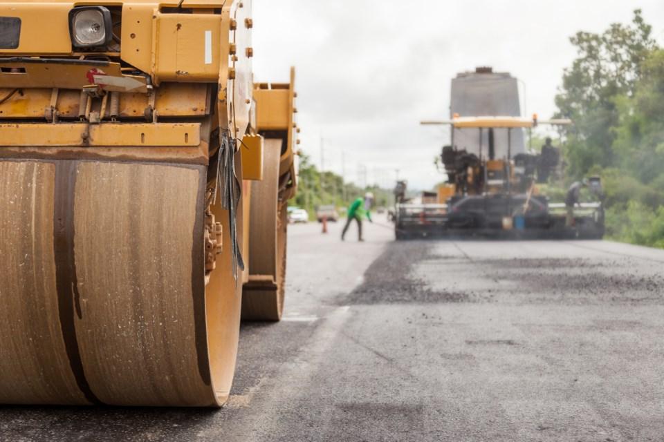 road work - Getty