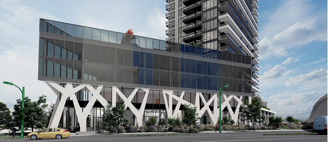 Marcon to 'celebrate' busy Coquitlam corner with 38-storey tower