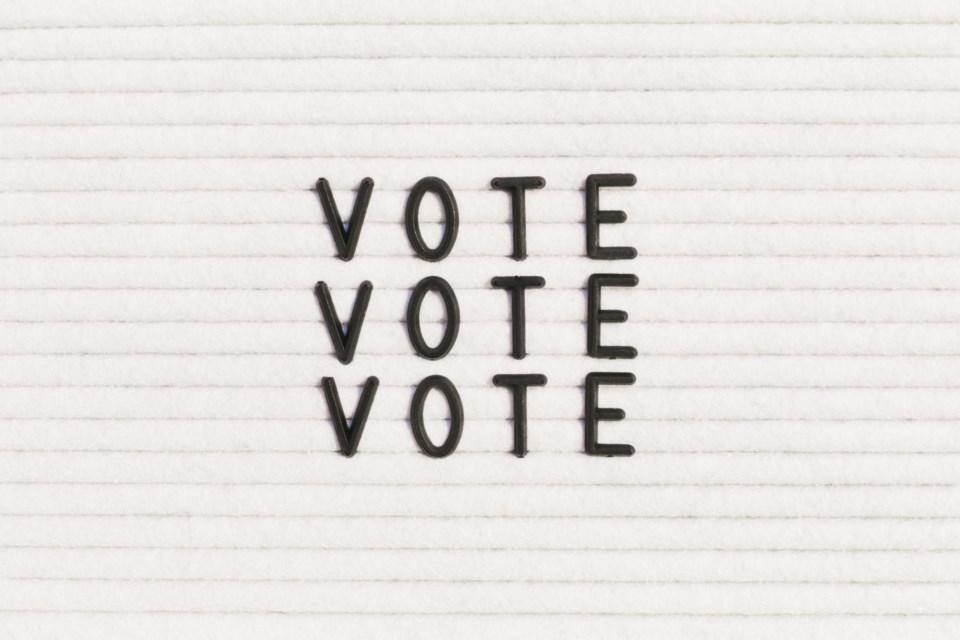 vote - getty