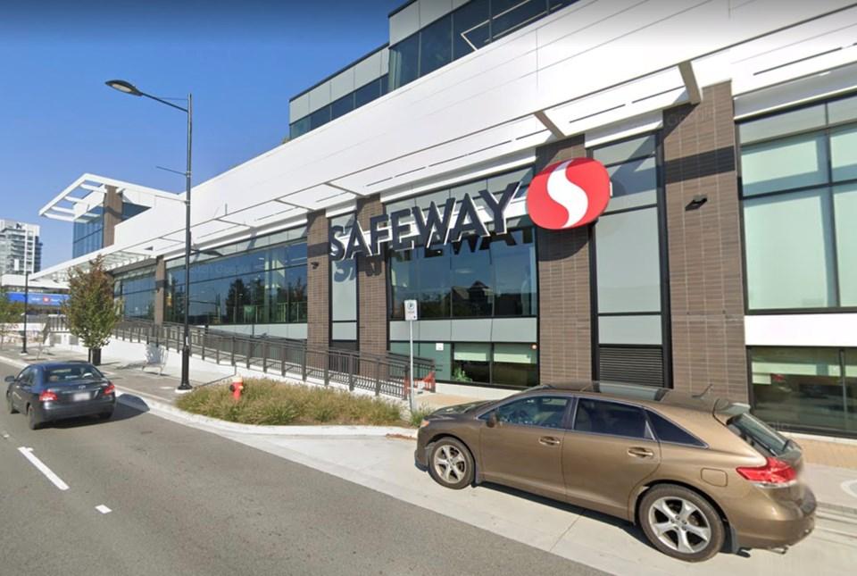 1033 Austin Ave. Safeway