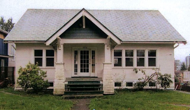 604 Rochester Ave., Coquitlam, was built in 1928.